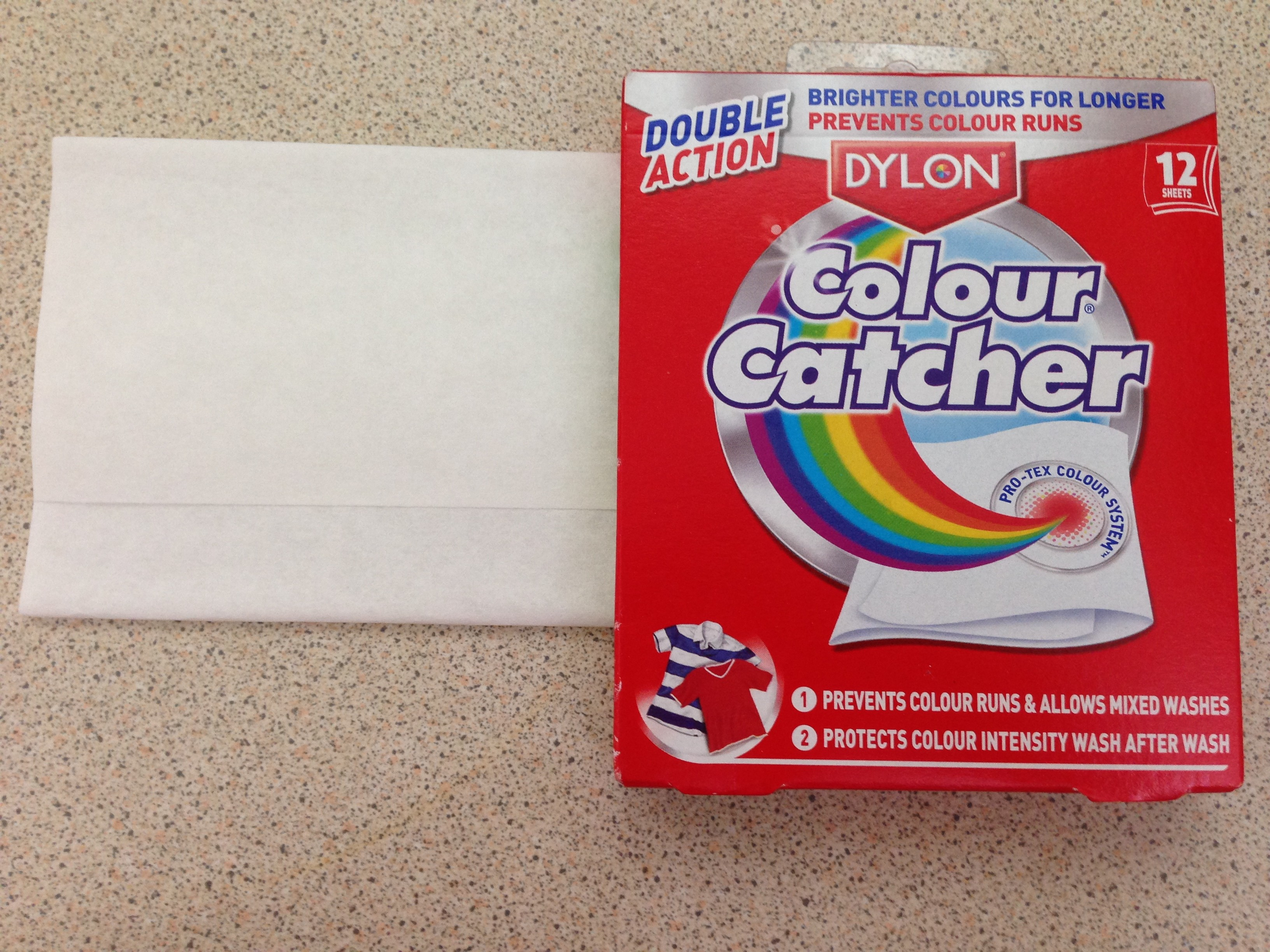Colour catcher sheets - Colour Catchers